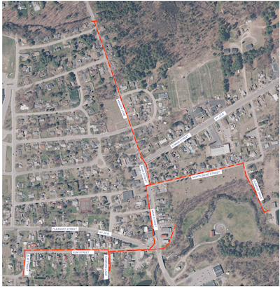 Town of Peru, NY - Water/Sewer Dept